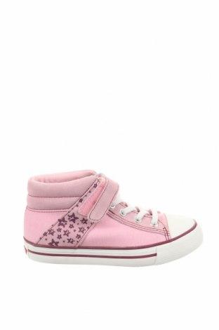 Παιδικά παπούτσια Richter, Μέγεθος 30, Χρώμα Ρόζ , Φυσικό σουέτ, κλωστοϋφαντουργικά προϊόντα, Τιμή 26,68€