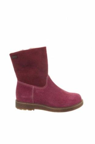 Παιδικά παπούτσια Richter, Μέγεθος 27, Χρώμα Ρόζ , Φυσικό σουέτ, κλωστοϋφαντουργικά προϊόντα, Τιμή 38,27€