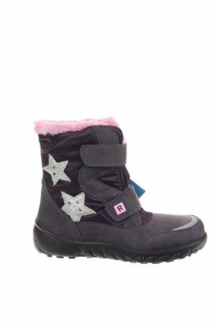 Παιδικά παπούτσια Richter, Μέγεθος 35, Χρώμα Βιολετί, Κλωστοϋφαντουργικά προϊόντα, δερματίνη, Τιμή 28,90€