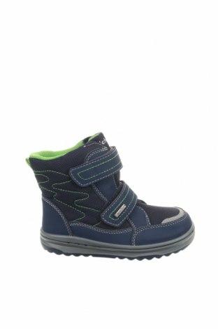 Παιδικά παπούτσια Richter, Μέγεθος 26, Χρώμα Μπλέ, Κλωστοϋφαντουργικά προϊόντα, δερματίνη, Τιμή 22,40€