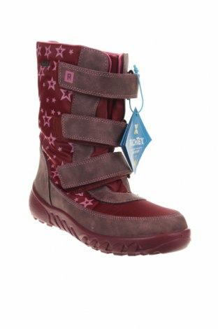 Παιδικά παπούτσια Richter, Μέγεθος 39, Χρώμα Κόκκινο, Κλωστοϋφαντουργικά προϊόντα, δερματίνη, Τιμή 21,58€