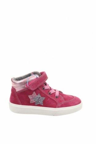 Παιδικά παπούτσια Richter, Μέγεθος 29, Χρώμα Ρόζ , Φυσικό σουέτ, γνήσιο δέρμα, Τιμή 21,58€