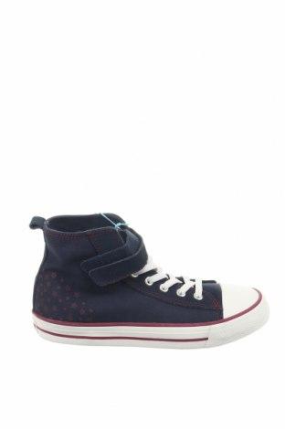 Παιδικά παπούτσια Richter, Μέγεθος 37, Χρώμα Μπλέ, Κλωστοϋφαντουργικά προϊόντα, φυσικό σουέτ, Τιμή 18,54€