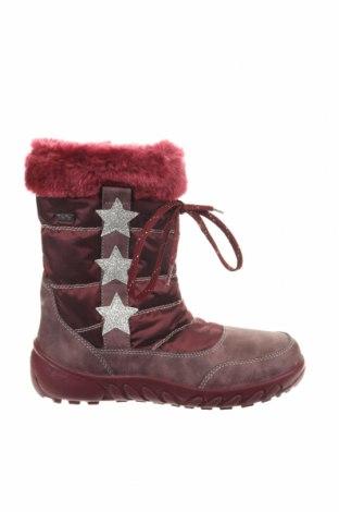 Παιδικά παπούτσια Richter, Μέγεθος 37, Χρώμα Κόκκινο, Κλωστοϋφαντουργικά προϊόντα, δερματίνη, Τιμή 28,90€