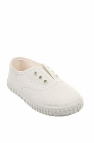 Παιδικά παπούτσια Sho.E.B. 76, Μέγεθος 25, Χρώμα Λευκό, Κλωστοϋφαντουργικά προϊόντα, Τιμή 11,91€