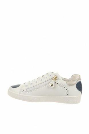 Παιδικά παπούτσια TWINSET, Μέγεθος 33, Χρώμα Λευκό, Γνήσιο δέρμα, Τιμή 41,56€