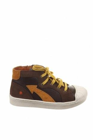 Παιδικά παπούτσια The Art Company, Μέγεθος 31, Χρώμα Καφέ, Γνήσιο δέρμα, φυσικό σουέτ, Τιμή 46,01€