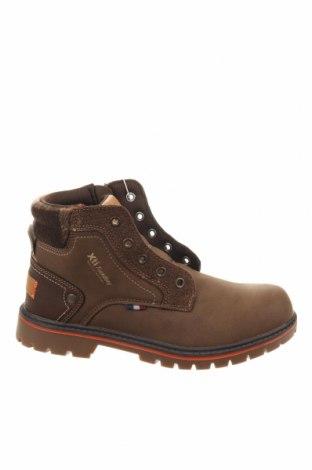 Παιδικά παπούτσια Xti, Μέγεθος 35, Χρώμα Καφέ, Κλωστοϋφαντουργικά προϊόντα, Τιμή 16,70€