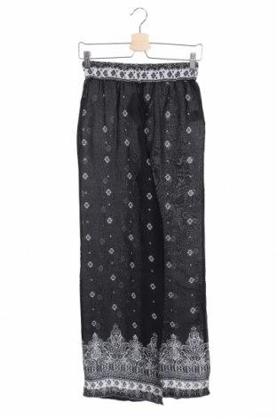 Παιδικό παντελόνι Cubus, Μέγεθος 11-12y/ 152-158 εκ., Χρώμα Μαύρο, Βισκόζη, Τιμή 15,59€