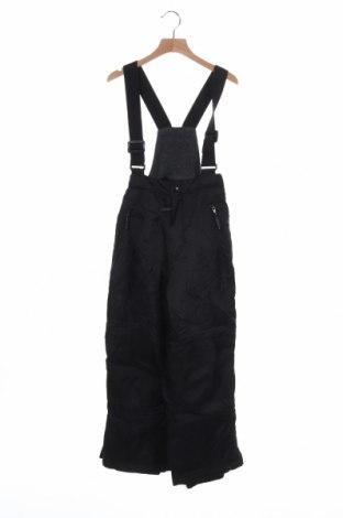 Παιδικό παντελόνι για χειμερινά σπορ Alpinetek, Μέγεθος 7-8y/ 128-134 εκ., Χρώμα Μαύρο, Πολυαμίδη, Τιμή 9,06€