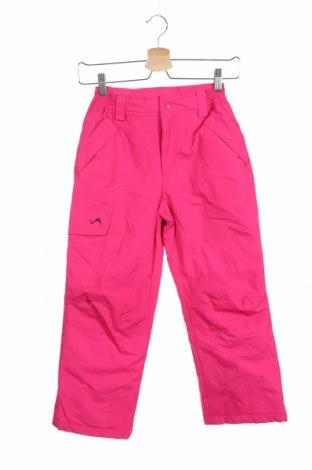 Детски панталон за зимни спортове Vertical, Размер 7-8y/ 128-134 см, Цвят Розов, Полиестер, Цена 29,45лв.