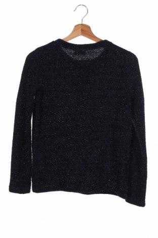 Παιδικό πουλόβερ Name It, Μέγεθος 10-11y/ 146-152 εκ., Χρώμα Μπλέ, 90% πολυεστέρας, 10% μεταλλικά νήματα, Τιμή 20,10€