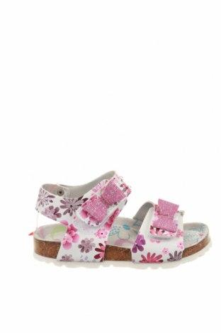Детски сандали, Размер 23, Цвят Многоцветен, Еко кожа, Цена 24,50лв.