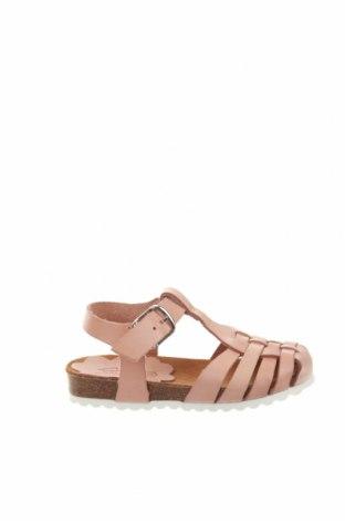 Детски сандали Avarca Menorquina, Размер 24, Цвят Розов, Естествена кожа, Цена 63,20лв.