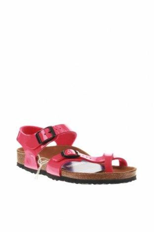 Παιδικά σανδάλια Birkenstock, Μέγεθος 31, Χρώμα Ρόζ , Δερματίνη, Τιμή 25,52€