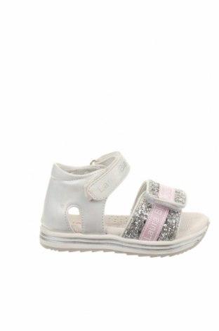 Παιδικά σανδάλια Laura Biagiotti, Μέγεθος 23, Χρώμα Πολύχρωμο, Κλωστοϋφαντουργικά προϊόντα, Τιμή 46,01€