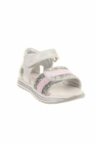 Παιδικά σανδάλια Laura Biagiotti, Μέγεθος 23, Χρώμα Πολύχρωμο, Κλωστοϋφαντουργικά προϊόντα, Τιμή 26,38€