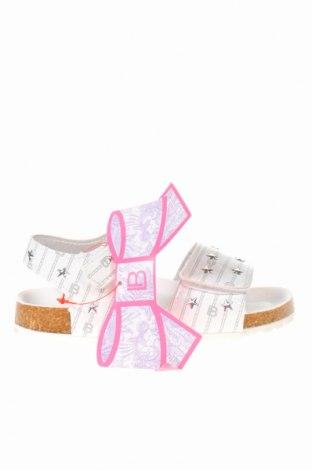 Παιδικά σανδάλια Laura Biagiotti, Μέγεθος 26, Χρώμα Λευκό, Δερματίνη, Τιμή 46,01€