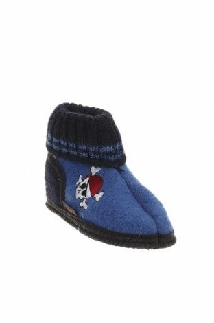 Παντόφλες Kitz - Pichler, Μέγεθος 24, Χρώμα Μπλέ, Κλωστοϋφαντουργικά προϊόντα, Τιμή 15,91€