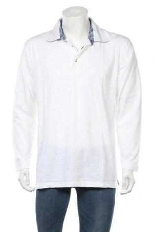 Ανδρική μπλούζα Van Laack, Μέγεθος XL, Χρώμα Λευκό, Τιμή 6,36€