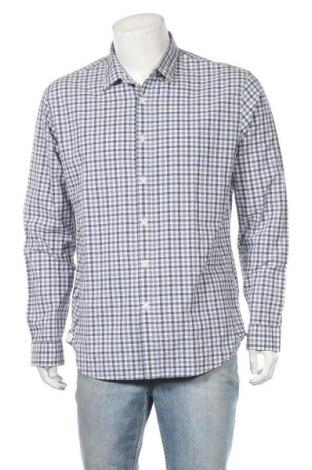 Ανδρικό πουκάμισο Paul Rosen, Μέγεθος XL, Χρώμα Μπλέ, Τιμή 16,37€