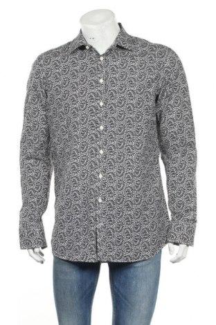 Ανδρικό πουκάμισο Van Laack, Μέγεθος L, Χρώμα Μαύρο, Τιμή 18,51€