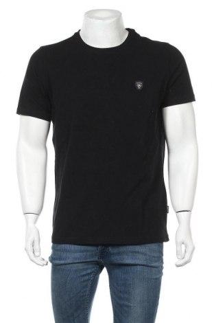 Ανδρικό t-shirt Galvanni, Μέγεθος XL, Χρώμα Μπλέ, 92% βαμβάκι, 8% ελαστάνη, Τιμή 31,76€