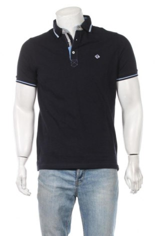 Мъжка тениска Sir Raymond Tailor, Размер M, Цвят Син, Памук, Цена 37,92лв.