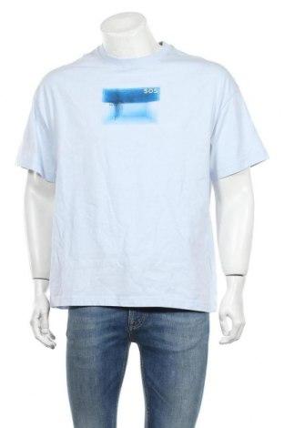 Ανδρικό t-shirt United Colors Of Benetton, Μέγεθος S, Χρώμα Μπλέ, Βαμβάκι, Τιμή 8,77€