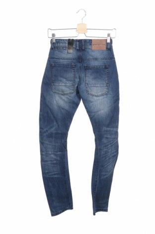 Мъжки дънки Outfitters Nation, Размер XXS, Цвят Син, Памук, Цена 19,34лв.
