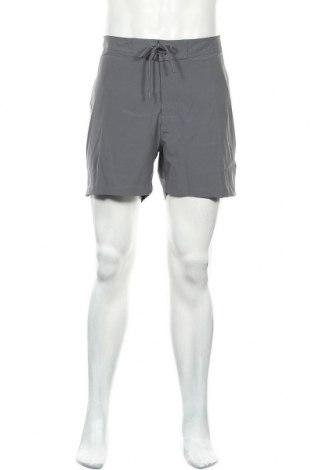 Pantaloni scurți de bărbați Sundek, Mărime L, Culoare Gri, 100% poliester, Preț 48,52 Lei