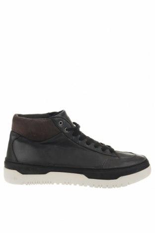 Ανδρικά παπούτσια Reserved, Μέγεθος 44, Χρώμα Μαύρο, Δερματίνη, Τιμή 22,81€