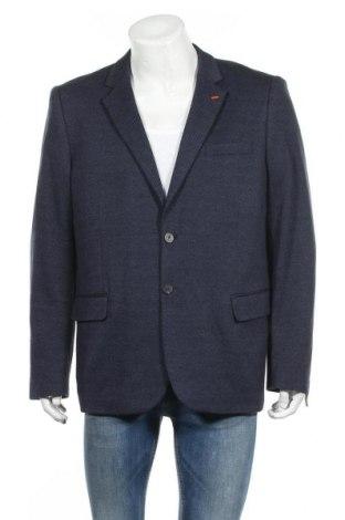 Ανδρικό σακάκι Camel Active, Μέγεθος L, Χρώμα Μπλέ, Τιμή 52,98€
