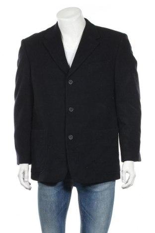 Ανδρικό σακάκι Camel Active, Μέγεθος L, Χρώμα Μπλέ, 52% μαλλί, 40% πολυεστέρας, 8% κασμίρι, Τιμή 32,73€