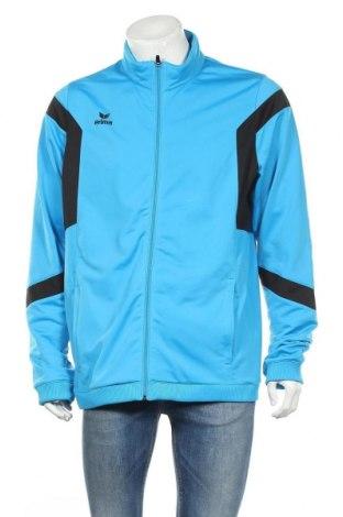 Ανδρική αθλητική ζακέτα Erima, Μέγεθος XL, Χρώμα Μπλέ, Πολυεστέρας, Τιμή 14,09€