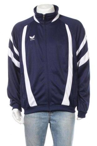 Ανδρική αθλητική ζακέτα Erima, Μέγεθος XXL, Χρώμα Μπλέ, Πολυεστέρας, Τιμή 12,73€
