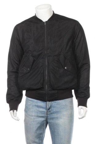Ανδρικό μπουφάν French Connection, Μέγεθος S, Χρώμα Μαύρο, 100% πολυεστέρας, Τιμή 23,61€