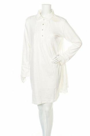 Пижама Canat, Размер L, Цвят Бял, Памук, Цена 65,79лв.