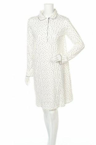 Пижама Canat, Размер S, Цвят Бял, Памук, Цена 65,79лв.