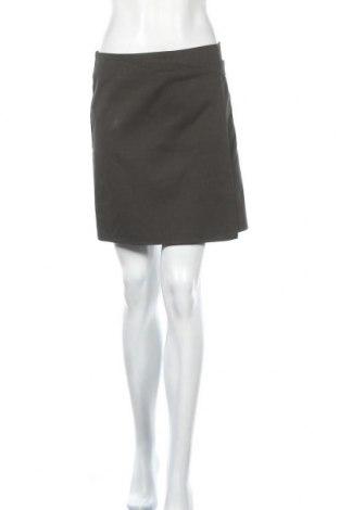 Φούστα Filippa K, Μέγεθος S, Χρώμα Πράσινο, 87% βαμβάκι, 12% μαλλί, 1% ελαστάνη, Τιμή 40,98€