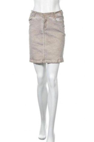 Φούστα Vestino, Μέγεθος M, Χρώμα Γκρί, 98% βαμβάκι, 2% ελαστάνη, Τιμή 7,01€