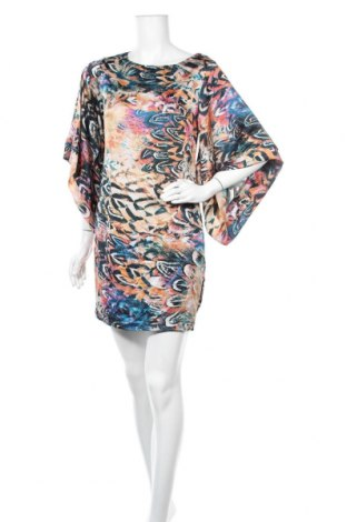 Φόρεμα Ark&co, Μέγεθος S, Χρώμα Πολύχρωμο, Πολυεστέρας, Τιμή 9,42€