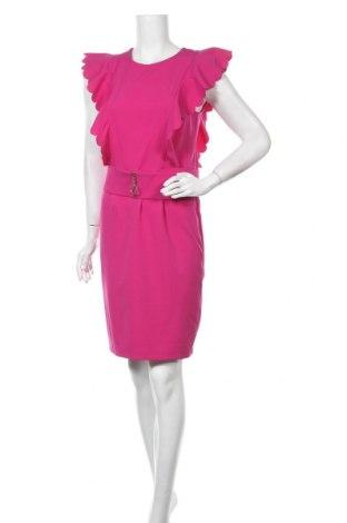 Φόρεμα Denny Rose, Μέγεθος M, Χρώμα Βιολετί, 95% πολυεστέρας, 5% ελαστάνη, Τιμή 43,44€