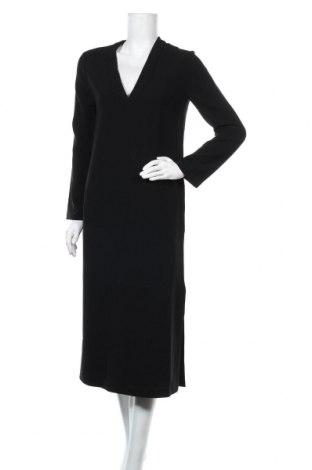 Φόρεμα Filippa K, Μέγεθος S, Χρώμα Μαύρο, 69% τενσελ, 31% πολυεστέρας, Τιμή 59,85€