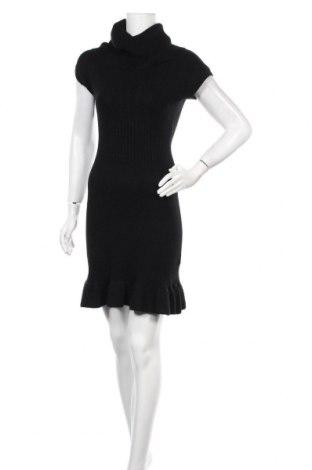 Φόρεμα Maya Maya, Μέγεθος M, Χρώμα Μαύρο, 20% μοχαίρ, 30% μαλλί, 10% κασμίρι, 20%ακρυλικό, 10% βισκόζη, 10% ελαστάνη, Τιμή 20,26€