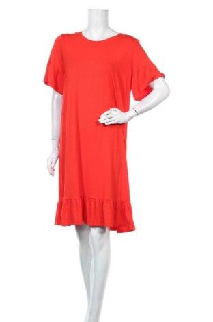 Φόρεμα Modstrom, Μέγεθος L, Χρώμα Κόκκινο, 95% βισκόζη, 5% ελαστάνη, Τιμή 15,14€