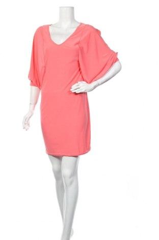 Φόρεμα Orna Farho, Μέγεθος M, Χρώμα Πορτοκαλί, 97% πολυεστέρας, 3% ελαστάνη, Τιμή 24,03€