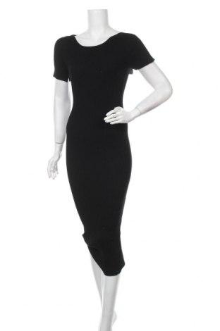 Φόρεμα Patrizia Pepe, Μέγεθος XS, Χρώμα Μαύρο, 80% βισκόζη, 20% πολυαμίδη, Τιμή 75,41€