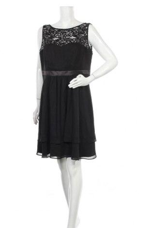 Φόρεμα Vera Mont, Μέγεθος XL, Χρώμα Μαύρο, Πολυεστέρας, Τιμή 19,48€