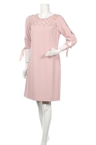 Φόρεμα Vera Mont, Μέγεθος M, Χρώμα Ρόζ , 95% πολυεστέρας, 5% ελαστάνη, Τιμή 100,13€